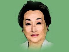 細木和子さんの画像